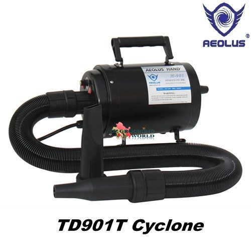 AEOLUS Cyclone Grooming Dryer with Heater